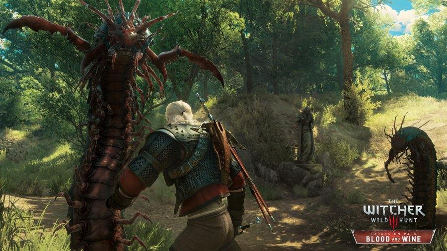 The Witcher 3: Wild Hunt Blood and Wine Mutations Character Builds Guide 2