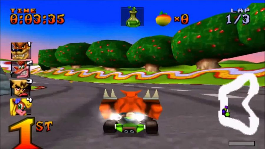 Crash Team Racing Review - Screenshot 2 of 6