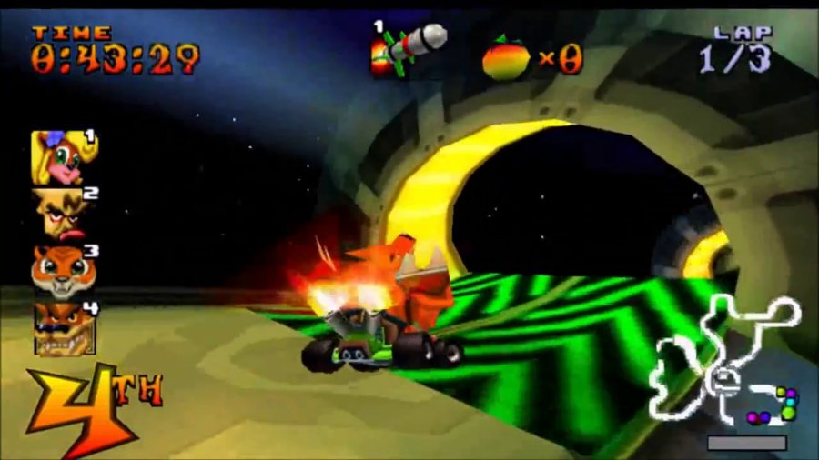 Crash Team Racing Review - Screenshot 3 of 6