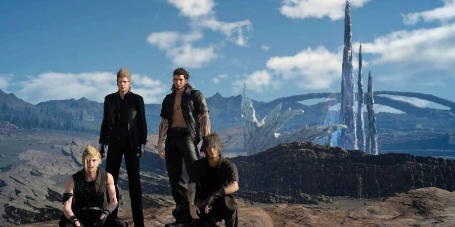 Final Fantasy XV PS4 PlayStation 4 1