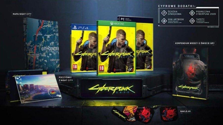 Cyberpunk 2077 PS4 PlayStation 4 1