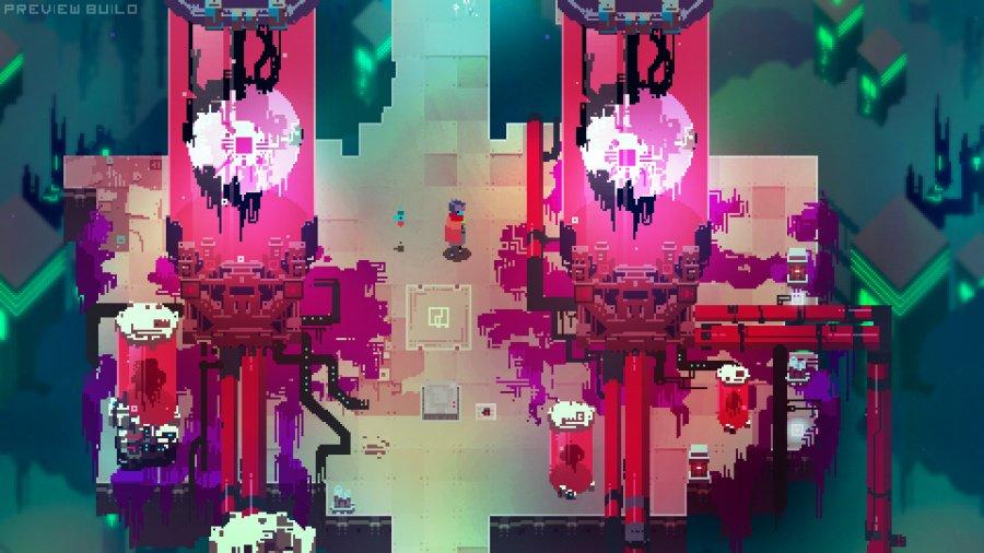 Hyper Light Drifter Review - Screenshot 2 of 4