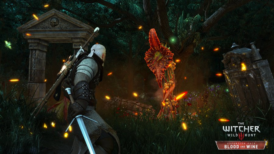 The Witcher 3: Wild Hunt Blood and Wine Mutations Character Builds Tips