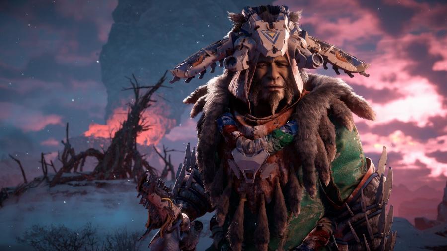 Horizon Zero Dawn Frozen Wilds PS4 PlayStation 4 1
