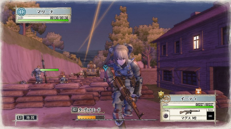Valkyria Chronicles Remastered Review - Screenshot 2 of 4