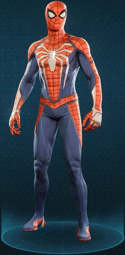 Advanced Suit