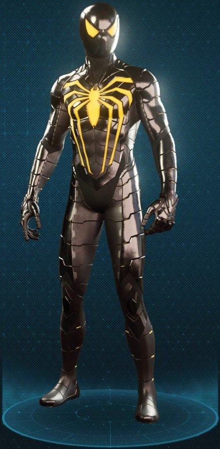 Anti-Ock Suit