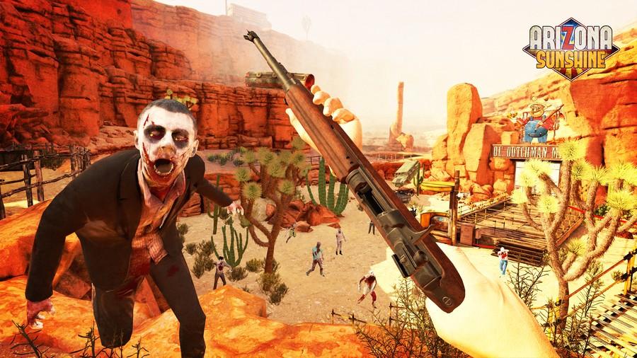 Arizona Sunshine PS4 PlayStation 4 VR 1