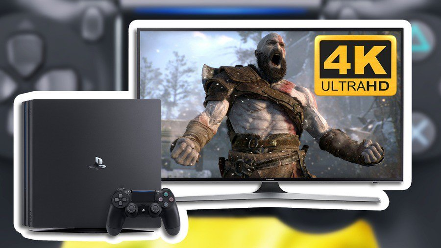 Best 4K TVs For PlayStation 4 And PS4 Pro