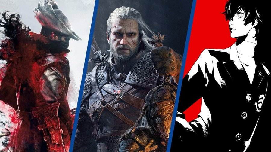 Best PS4 RPG List Guide