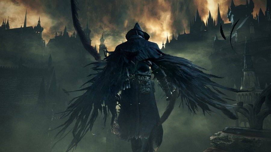 Bloodborne PS4 PlayStation 4 Origins Class Guide