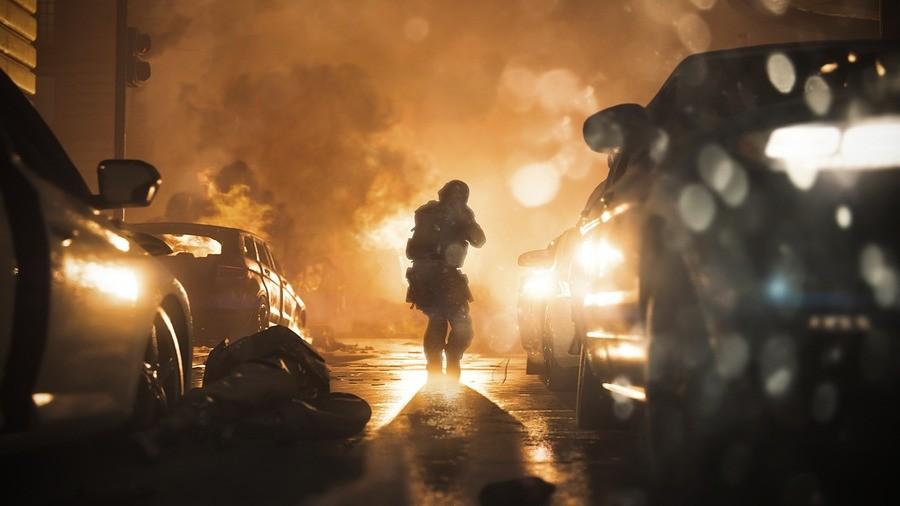 Call of Duty: Modern Warfare PS4 PlayStation 4 Cross-Play