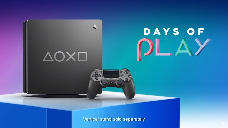 Days of Play Sale PS4 PlayStation 4 Deals