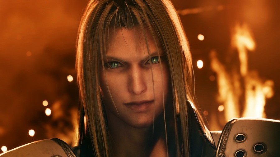 Final Fantasy VII Remake PS5