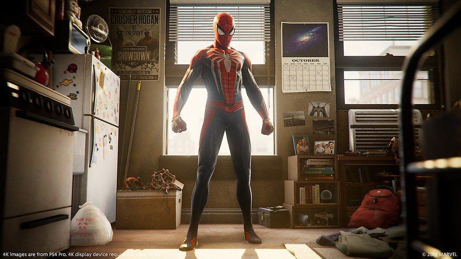 Marvels Spider Man