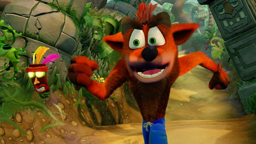 Crash Bandicoot New Game Mobile