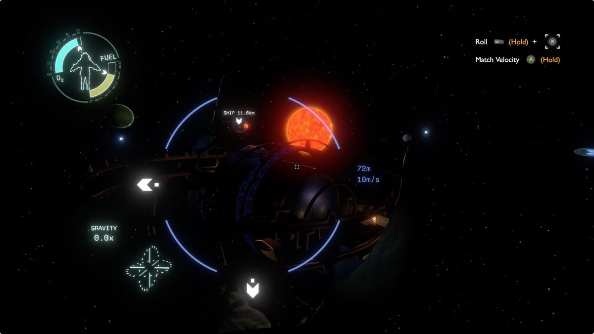 Outer Wilds White Hole Station