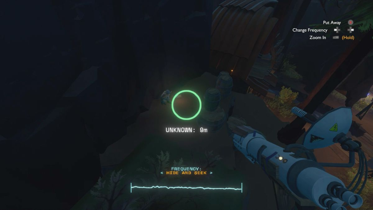 Outer Wilds beginner's guide Signalscope