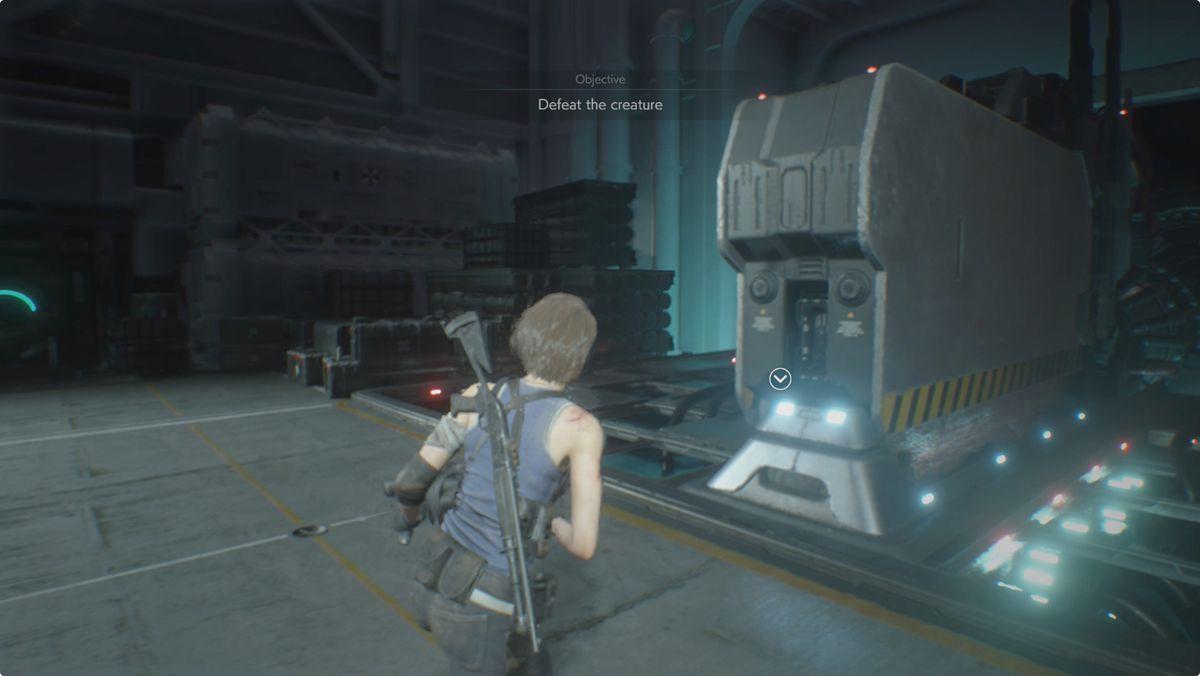 Resident Evil 3 Final Nemesis and Nicholai