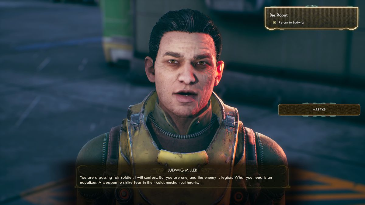 The Outer Worlds walkthrough