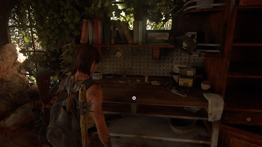 The Last Of Us 2 Pushing Inland Collectibles Guide Workbench 1