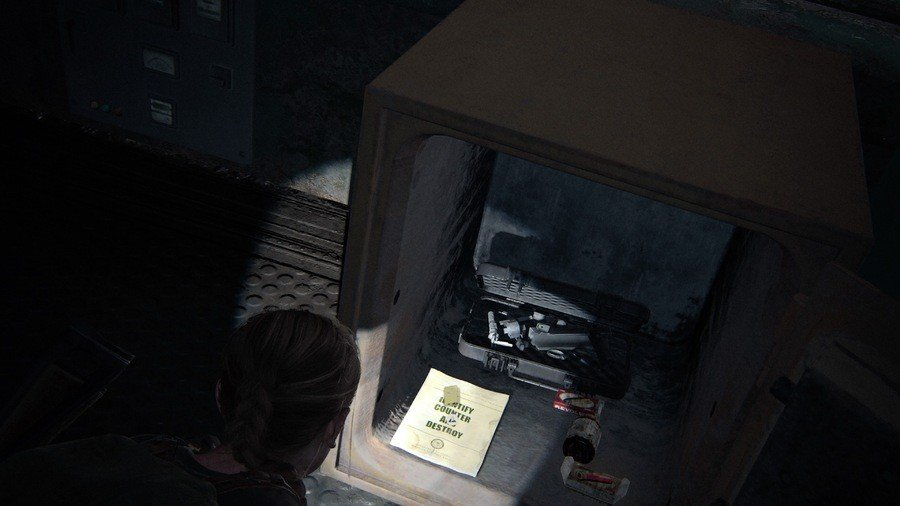The Last of Us 2 The Coast Collectibles Guide Training Manual
