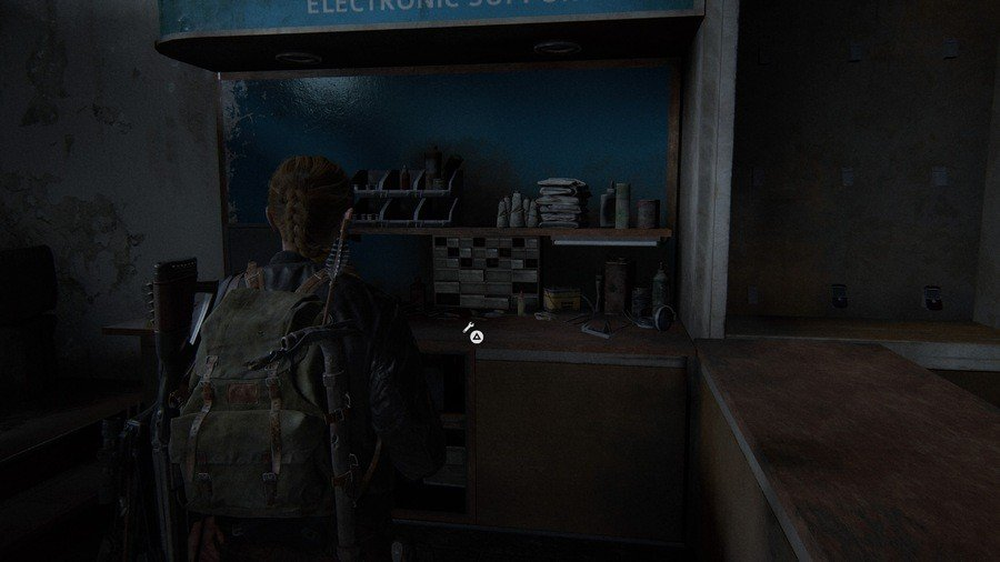 The Last of Us 2 The Shortcut Collectibles Guide Workbench 1