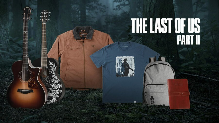 The Last of Us 2 Merch