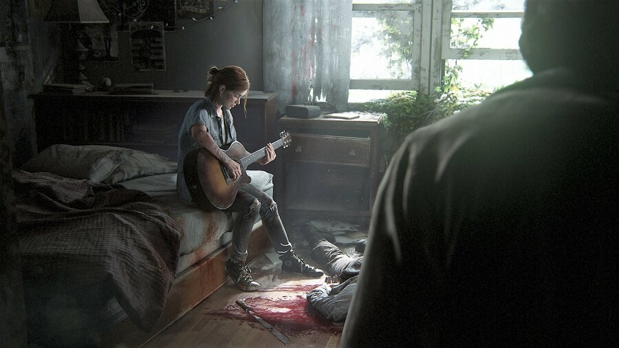 The Last Of Us 2 Naughty Dog Next Game