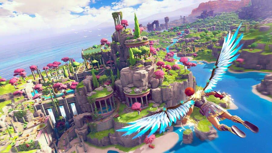 Immortals Fenyx Rising PS4 PS5 PlayStation 5