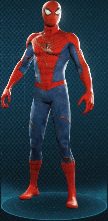 Classic Suit (Damaged)