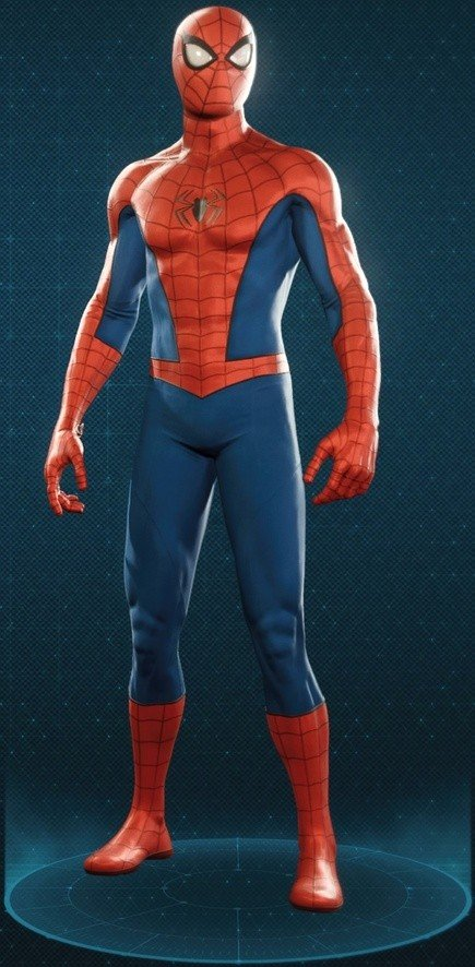 Classic Suit (Repaired)