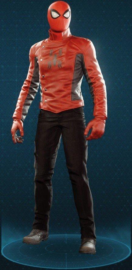 Last Stand Suit