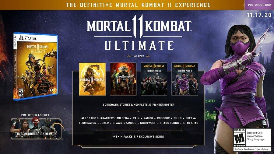 Mortal Kombat 11 PS5