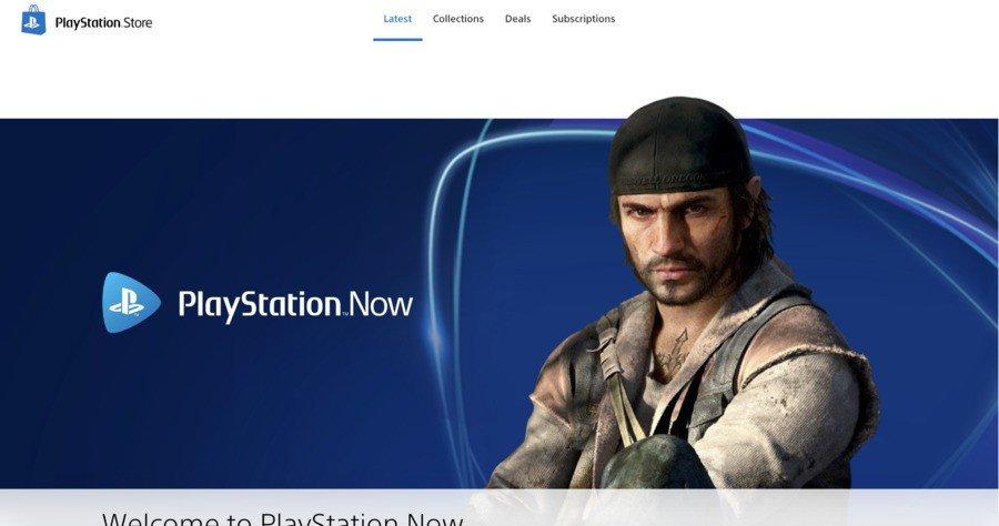 PS Store New Design 1
