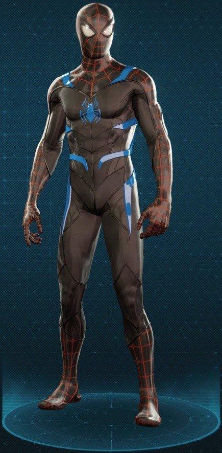 Secret War Suit
