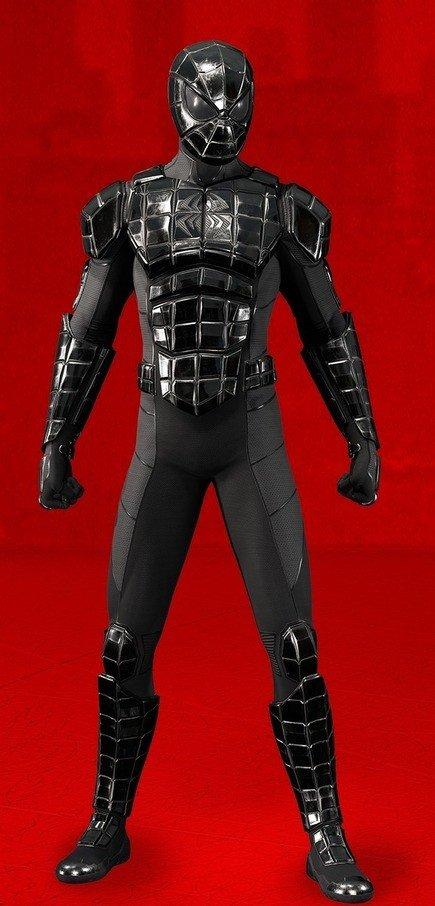 Spider Armor Mk. I Suit