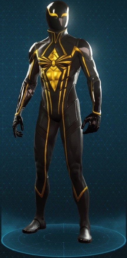 Spider Armour - MK II Suit