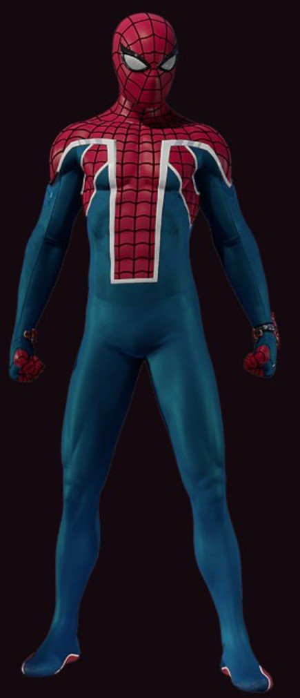 Spider-UK Suit