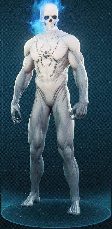 Spirit Spider Suit