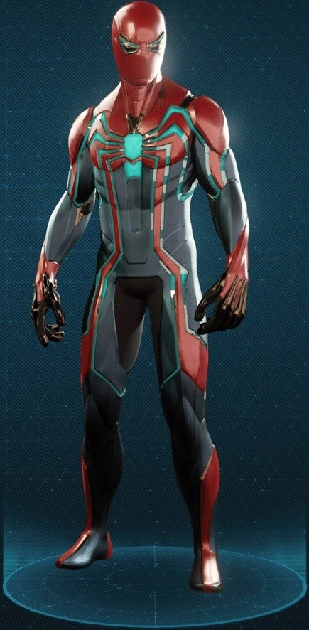 Velocity Suit