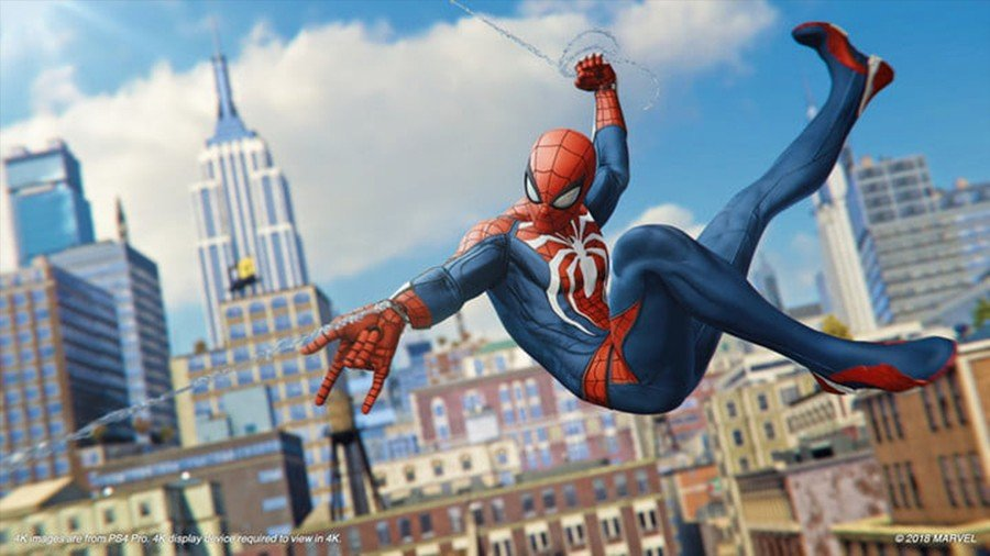 What are your favourite Spider-Man mods?